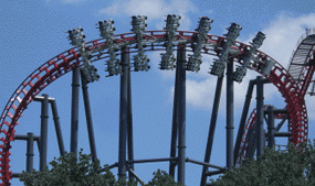 Scariest Roller Coaster Rides in U.S.!